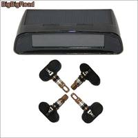 For Kia K5 K7 Forte Picanto Solar Power Car TPMS Tire Pressure Monitor System 4 Internal
