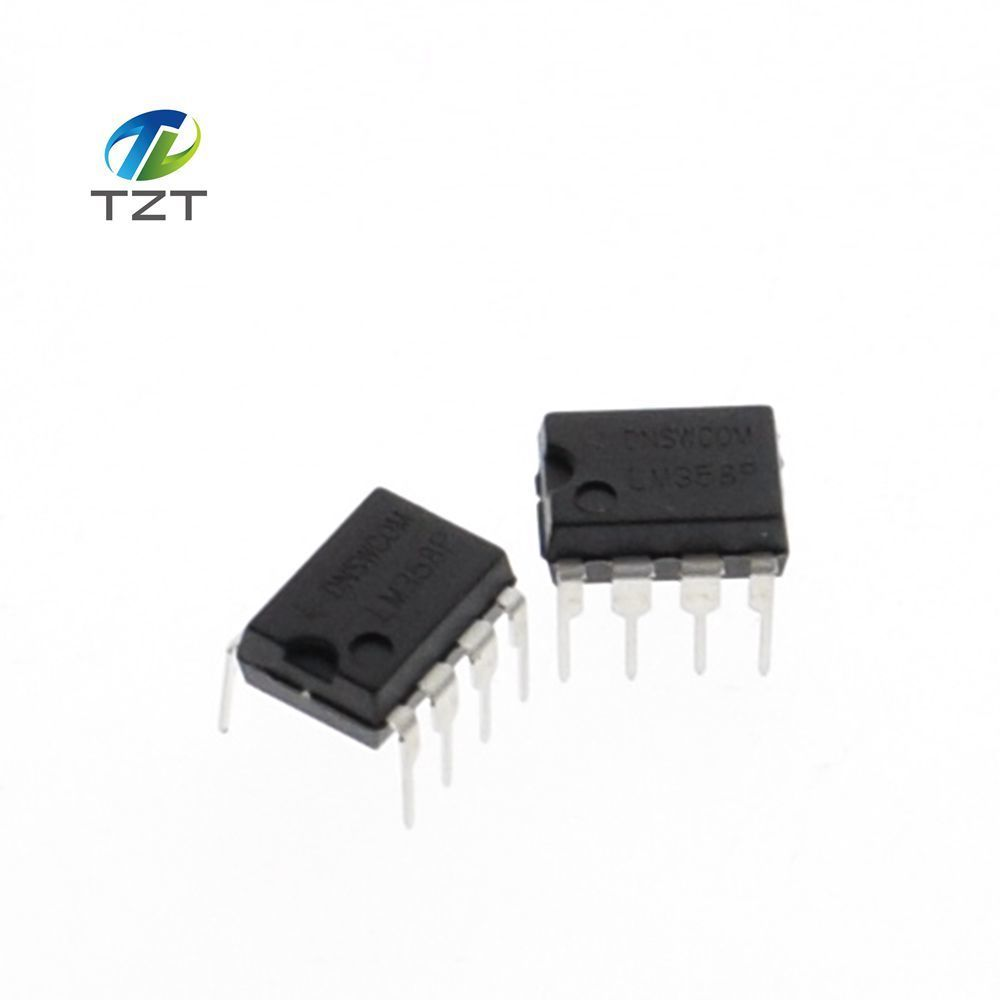 Lowered 10pcs Lm358 Lm358n Lm358p Dip8 Integrated Circuits Images Of Circuit