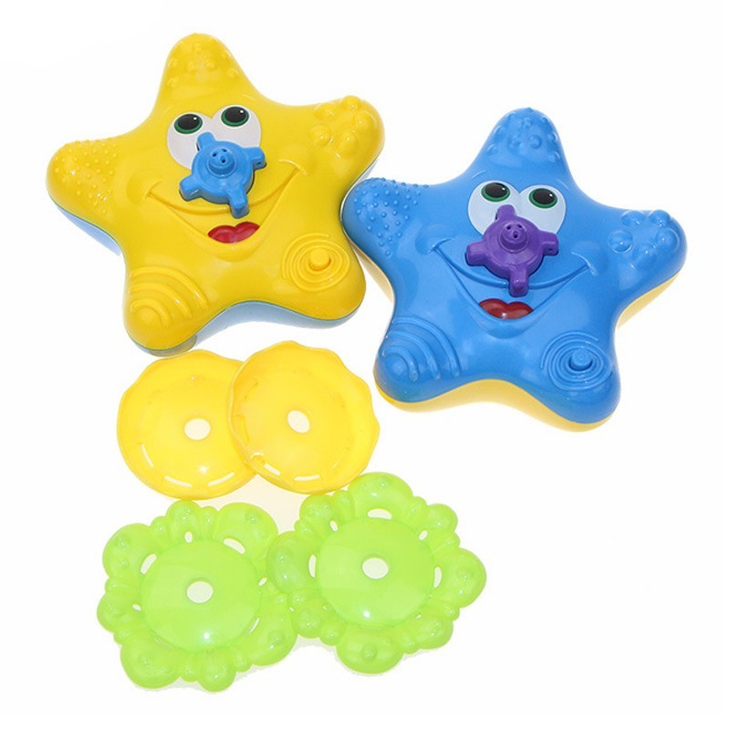Baby-Kids-Bathroom-Funny-Water-Starfish-Electronic-Bath-Toys (1)