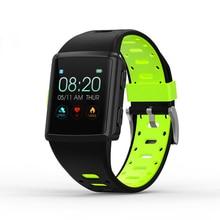 M3 GPS Smart Watch Men 1.3 Inch IP68 Waterproof Heart Rate Activity Tracker Bracelet 300Mah Battery Support Multi-Language P30