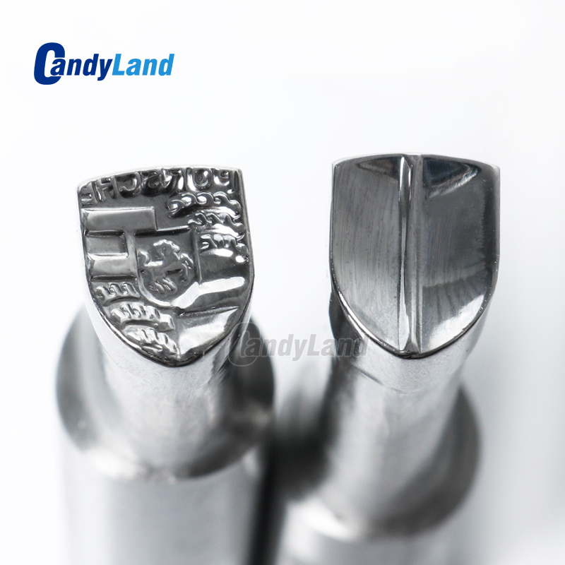 CandyLand Smile Milk Tablet Die 3D Pill Press Mold Candy Punching Die Custom Logo Calcium Tablet