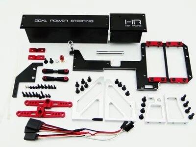 все цены на Hot Racing Losi Desert Buggy XL Dual Servo Mount Set онлайн