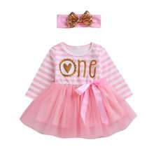 23faab473 Promoción de Rosa Vestido De Bebé Niña - Compra Rosa Vestido De Bebé ...