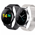 Lemse K88H Smart Watch 1.22 Inch IPS Round Screen Heart Rate Monitor Bluetooth SmartWatch For iphone xiaomi Huawei IOS Android