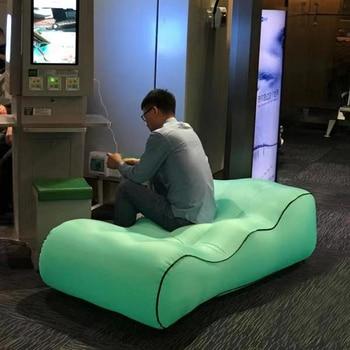 Summer Outdoor Sleeping Bag Inflatable Sofa bed