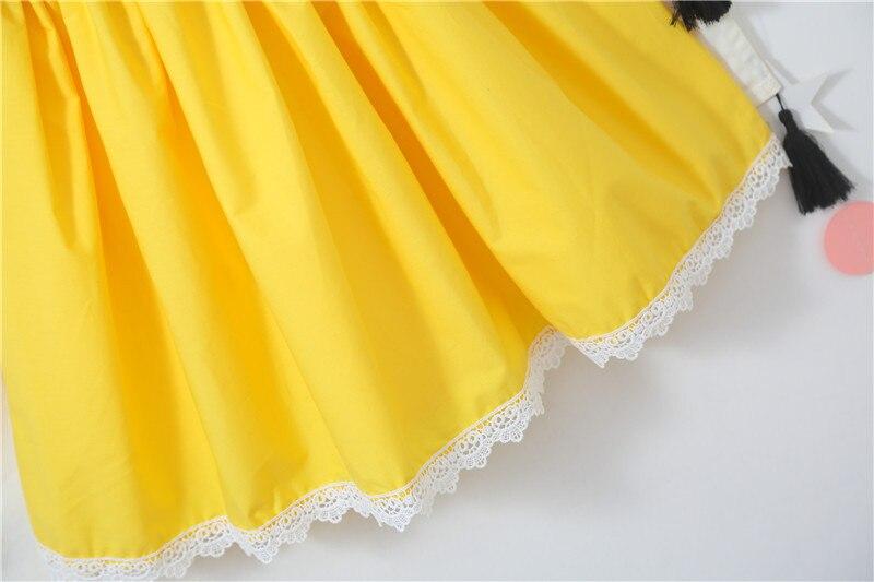 ffd498573dc2b summer Princess Snow White Dresses Girls Baby kids Halloween Party Costume  Children Clothing sleeveless Clothes cotton dress