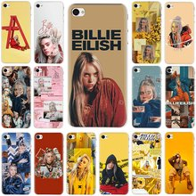 Billie Eilish Khalid belle couverture de téléphone dur étui pour iphone 5 5s 5C SE 6 6s 7 8 plus X XR XS 11 Pro Max(China)