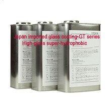 1L grote pakket GT serie super keramische auto coating super hydrofobe coating car care product Kristallisatie concentratie 98%