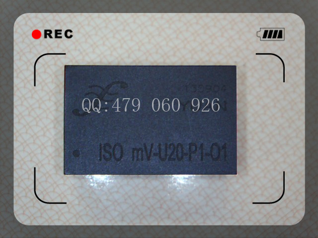 [ZOB] ISO MV-U20-P1-O1 MV MV Isolation Amplifier Small Signal Analog Isolation Amplifier  --2PCS/LOT