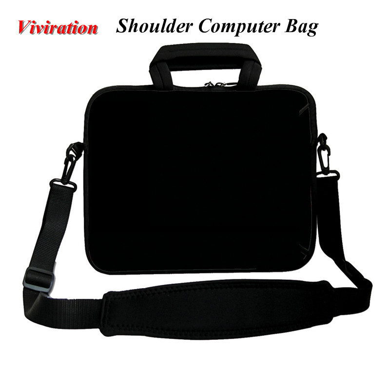 Viviration Netbook Case 10.5 10.2 10.1 9.7 9.6 10 Inch Tablet Cover Black Messenger Laptop Bag For Samsung Galaxy Tab A T580 HP