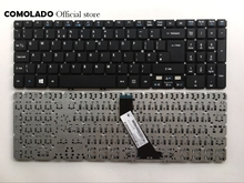 UK keyboard For Acer V5-572PG V5-552 V5-552G V5-552P M5-583P V5-552PG V5-573P V5-573PG V5-572 black Keyboard Layout