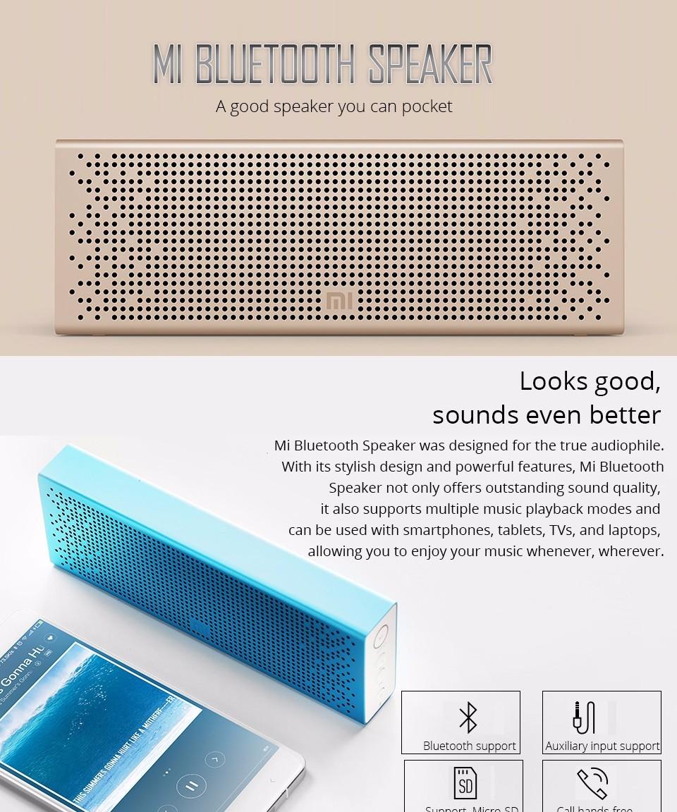 mi Bluetooth HIFI Speaker (2)