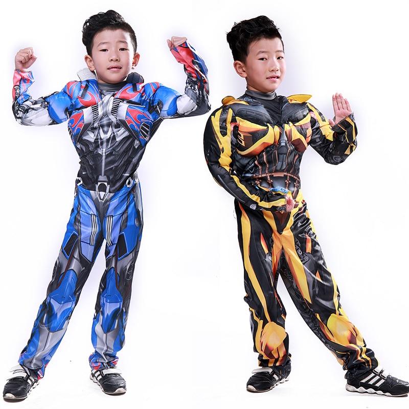 Ainiel Superman Kid Anime Cosplay Costume Movie Superhero ...