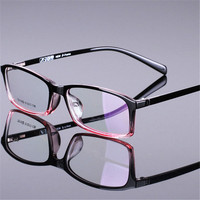 Full frame ultra-light tr90 eyeglasses frame glasses frame box myopia glasses male Women mirror mens eyewear prescription 8116