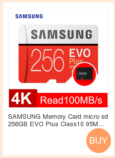 SAMSUNG Memory Card micro sd 32GB 64GB 128GB 256GB EVO Plus Class10 Waterproof TF Memoria Sim Card For smart phones 17