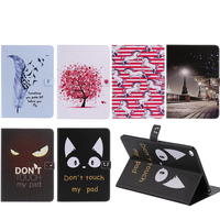 Hot Sale Smart Case For IPad Air 2 Cover Stand Tablet Designer Fashion Leather Cover For