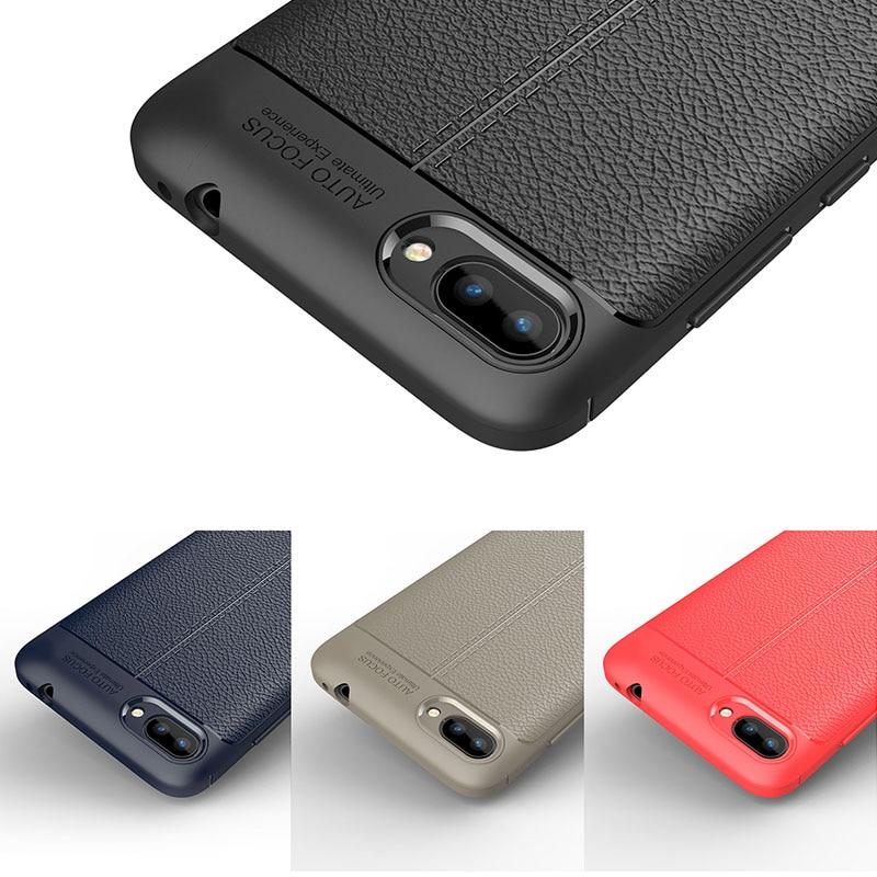 Flip Genuine Texture Phone Bag Case For Asus Zenfone 4 Max ZC554KL Live ZB501KL ZC521TL Phone Cases Luxury Protective Housing