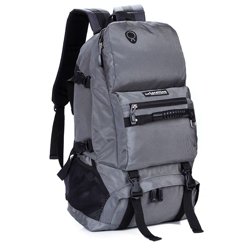 LION LOCAL 40L hommes femmes en plein air sac à dos randonnée sac à dos imperméable Sport sacs alpiniste escalade sac Camping sac à dos