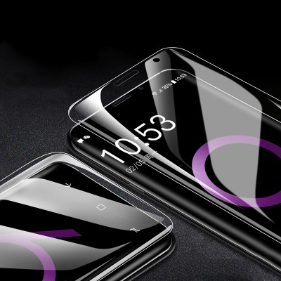 Soft Full Cover Protective Film For Samsung Galaxy A7 A8 A6 Plus J4 J6 J8 2018 Screen Protector M20 TPU Hydrogel Film Not Glass