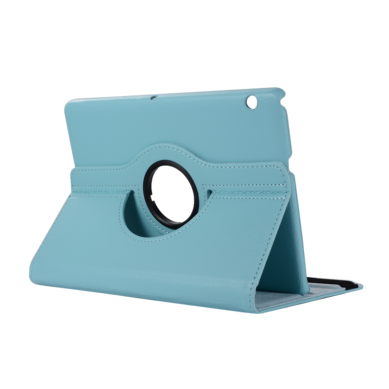 PU Leather Stand Litchi 360 Rotating Case For Huawei MediaPad T3 10 9.6 inch AGS-L09 AGS-W09 AGS-L03 Tablet Funda Luxury Cover