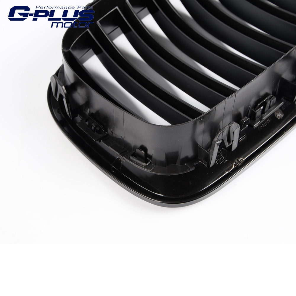 Gloss Black Front Kidney Grille Grill For 2013 2016 BMW 5 Series F18 528i 535i In Radiator Grills From Automobiles Motorcycles On Aliexpress