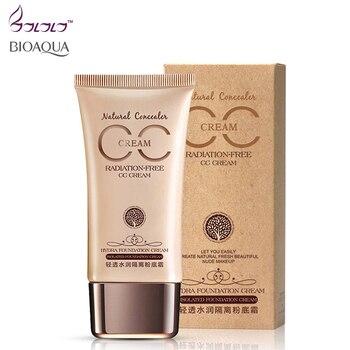Visage hydratant contrôle maquillage liquide fondation gel de ségrégation performance cc crème bb crème anti-cernes fond de teint