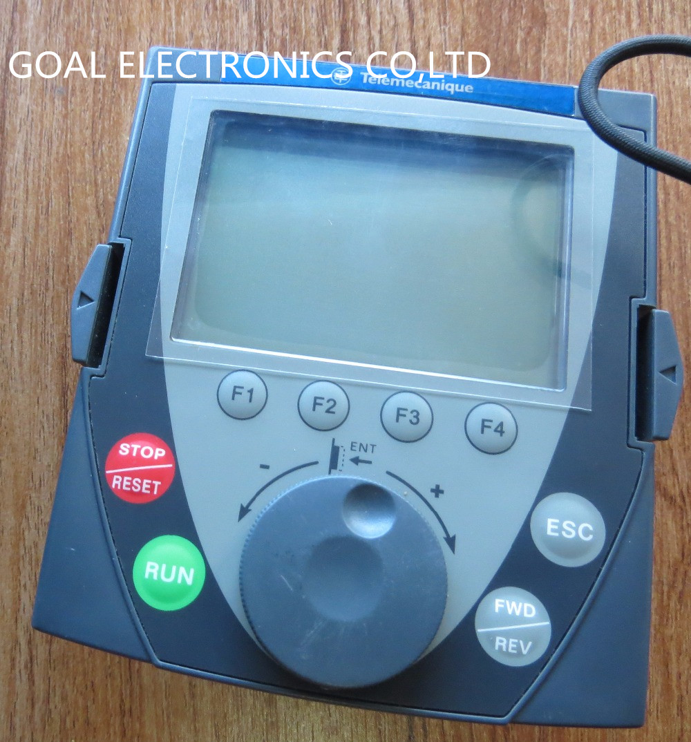 ФОТО Schneider/Telemecanique Inverter Control Panel VW3A1101  100% Tested Before Shipping.