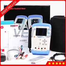 Promo offer AT528L Handheld AC milliohm meter Resistance Meter for contact resistance