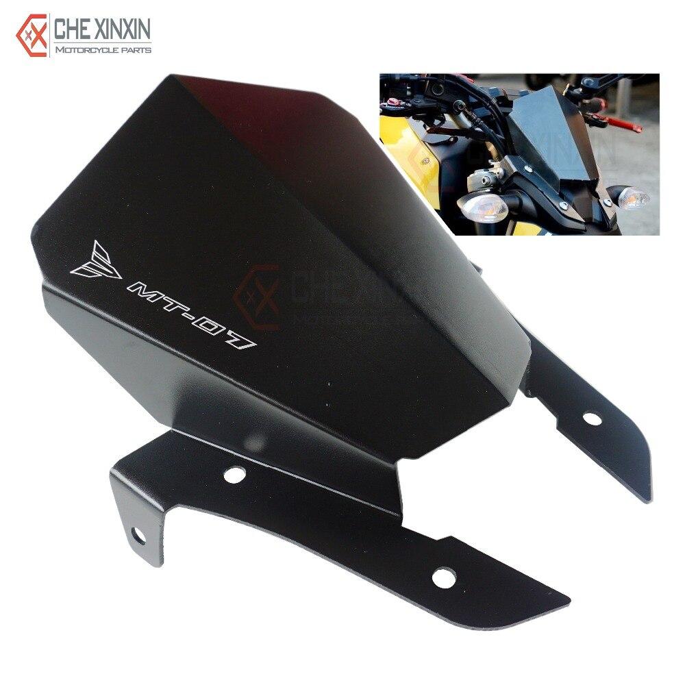 new motorcycle cnc windshield windscreen wind deflector. Black Bedroom Furniture Sets. Home Design Ideas