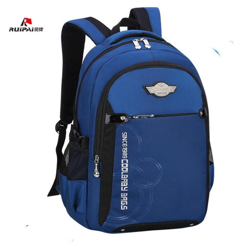 Children School Bags Girls Boys Children Backpack Primary School Backpacks kids Orthopedic backpack schoolbags Mochila Infantil