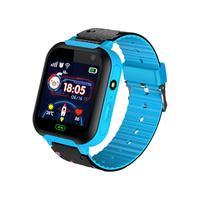1.44inch Touch Screen IPX7 Positioning Camera Flashlight Children Smart Watch