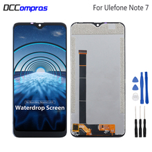Original For Ulefone Note 7 LCD Display Touch Screen Digitizer Assembly Repair Parts For Ulefone Note 7 Screen LCD Display sx14q009 5 7 inch lcd screen display panel for hmi repair parts new