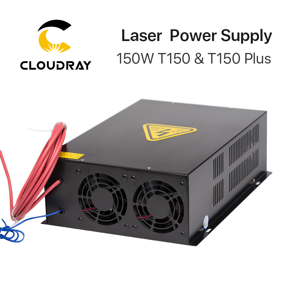 Cloudray 150W CO2 lézer tápegység a CO2 lézergravírozógép - Famegmunkáló gépek alkatrészei - Fénykép 4