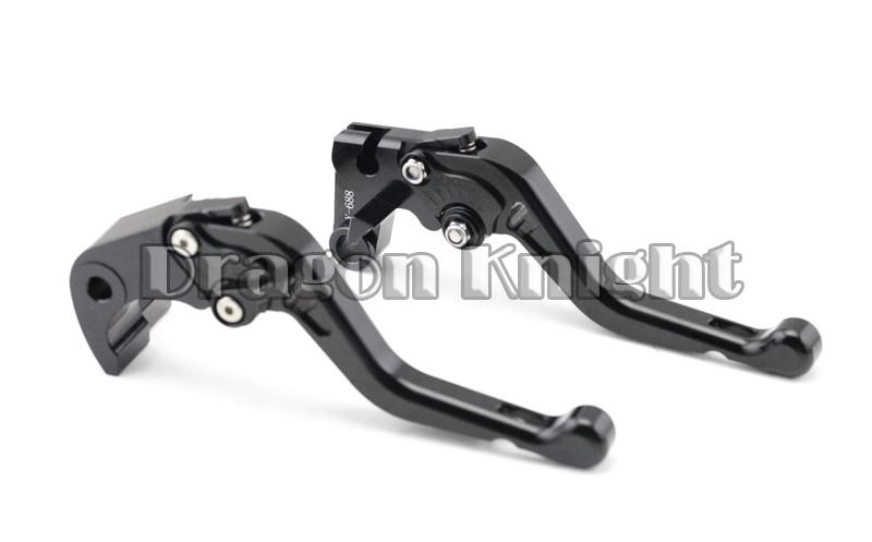 Motocycle Accessories For HONDA CBR600RR07-15 CBR1000RR 08-15 Short Brake Clutch Levers Black motocycle accessories for honda cb600f cb900f cbf600 short brake clutch levers black