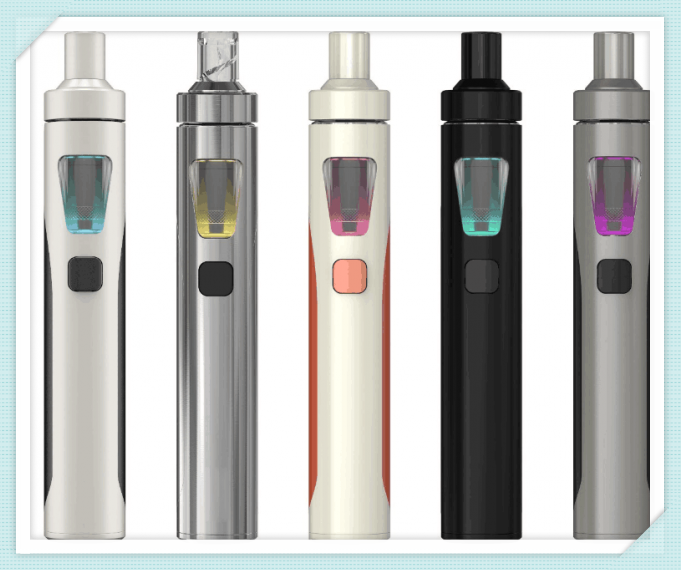 100 original Joyetech eGo AIO Kit 1500mah battery electronic cigarette starter vaper 2ml tank BF SS316