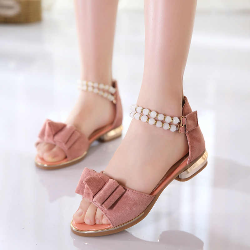 Shoes Girls Summer Sandals Fashion