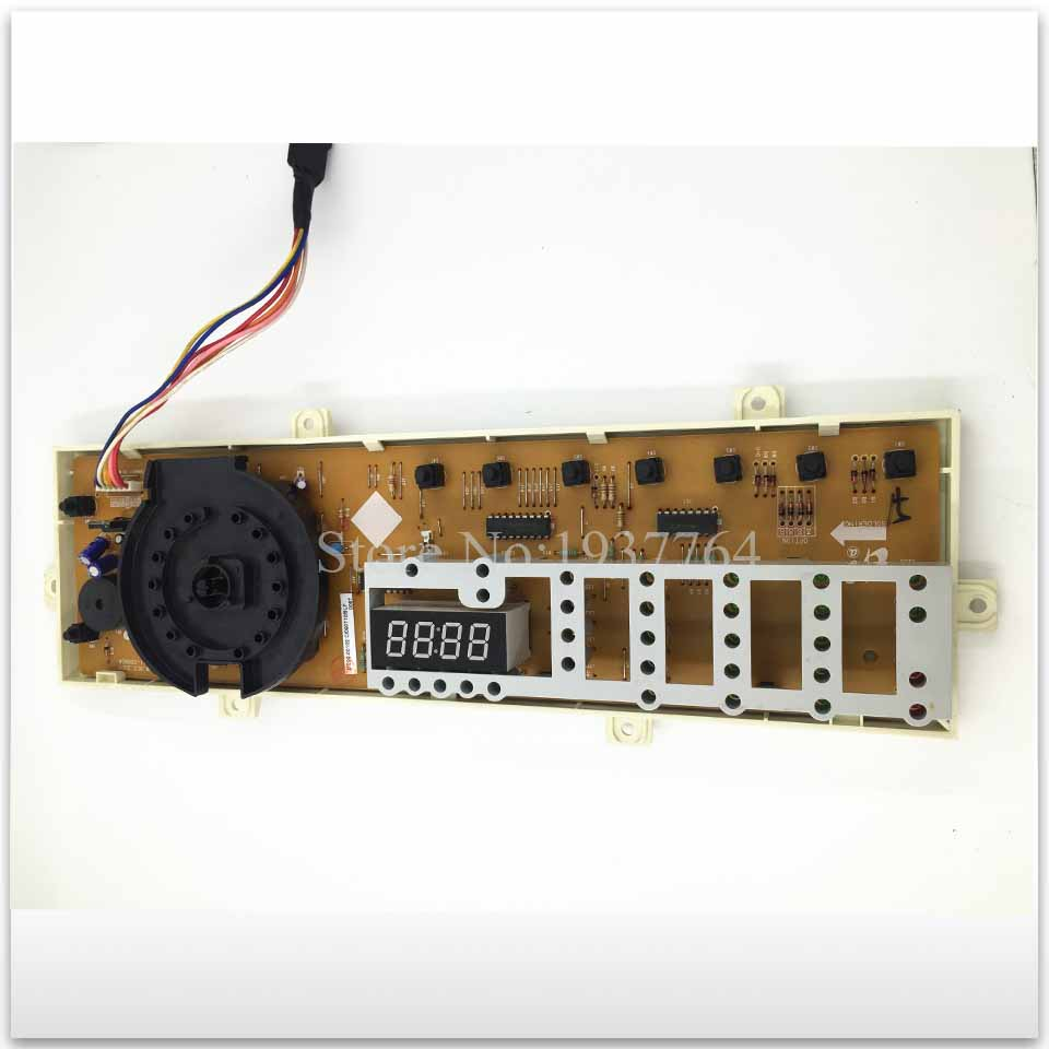 90% new good working for washing machine Computer board DC41-00090A Display panel used все цены