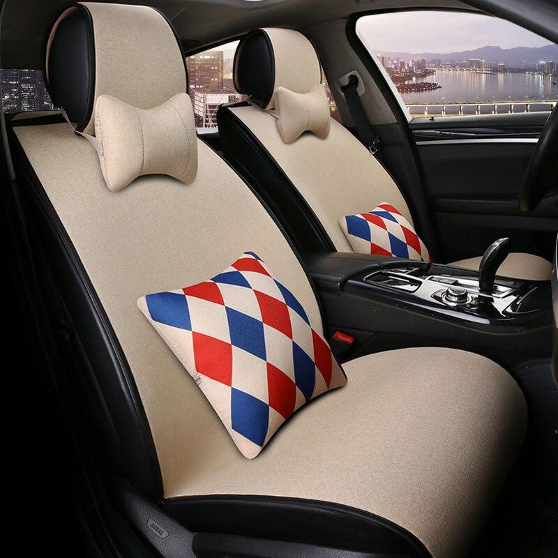 Car seat protector car seat cover for lada 2107 2110 2112 2114 2115 Granta Kalina Priora Vesta XRAY cushion auto covers