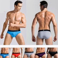Wholesale 2016 Sale High Quality 1 PCS Sexy Men Briefs Shorts Men s Sexy Underwear Brief