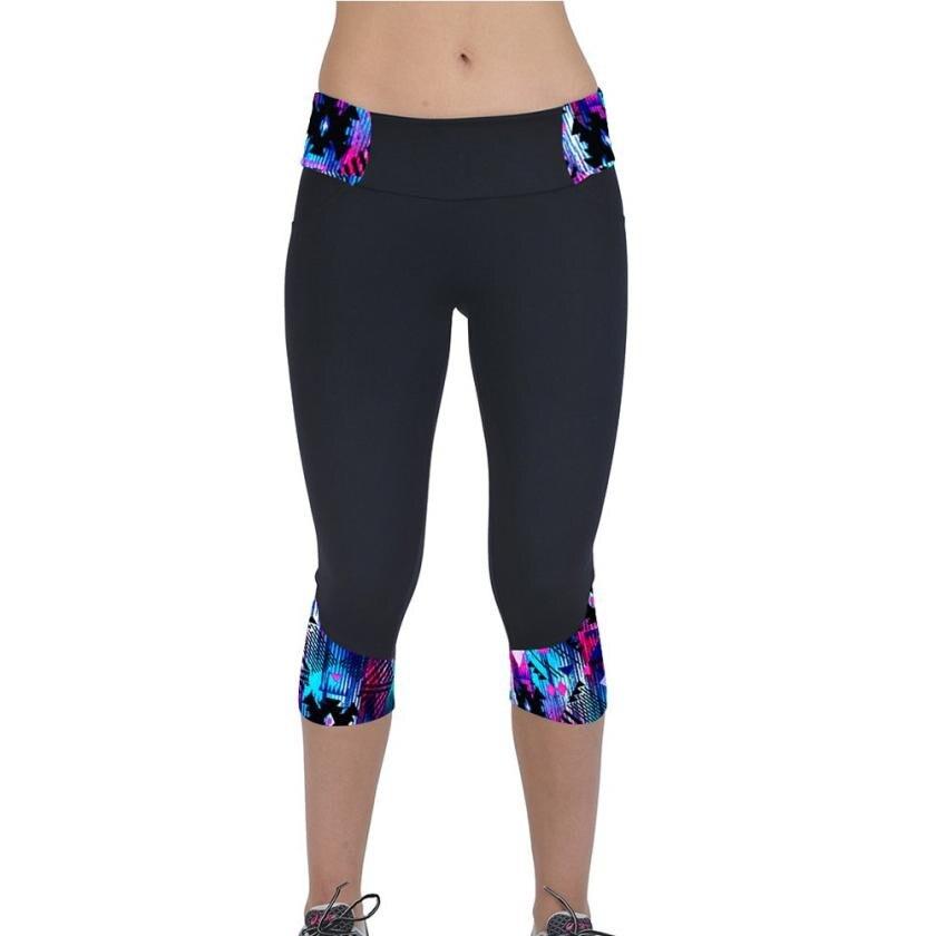 Feitong Hot Fashion Deportivas Leggings For Women 2016 New Summer Fitness Legging Pants Casual 3 ...