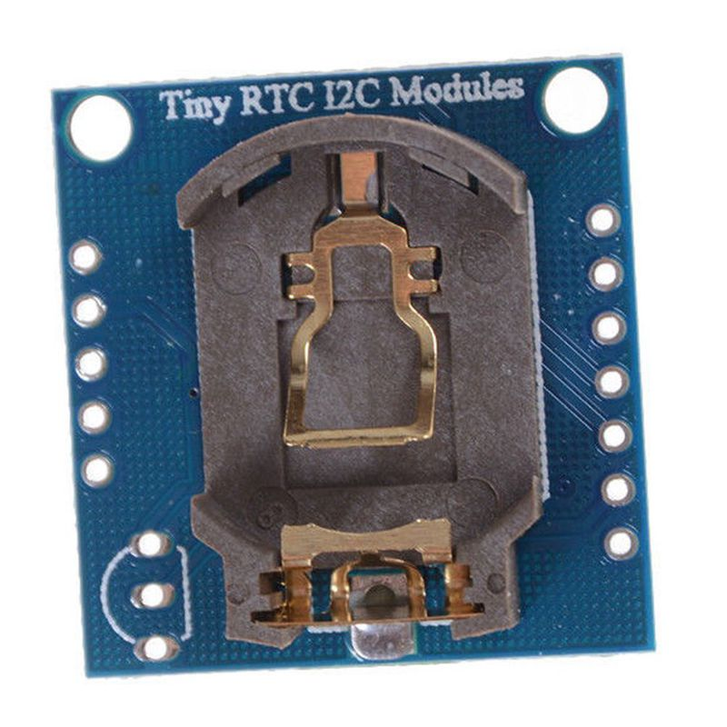 for  I2C RTC DS1307 AT24C32 Real Time Clock Module for AVR ARM PIC SMD Board(China)