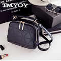 TMYOY Retro Crossbody Bag New Fashion Shoulder Bag PU Leatehr Messenger Bag Quilted Women Leather Bag Solid Candy Color VK172