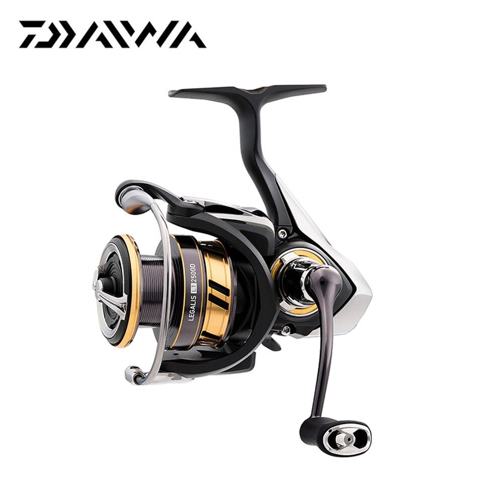 2018 New Daiwa LEGALIS LT Spinning Reel 5 1 BB 1000D 2500 3000C 4000D CXH 5000D