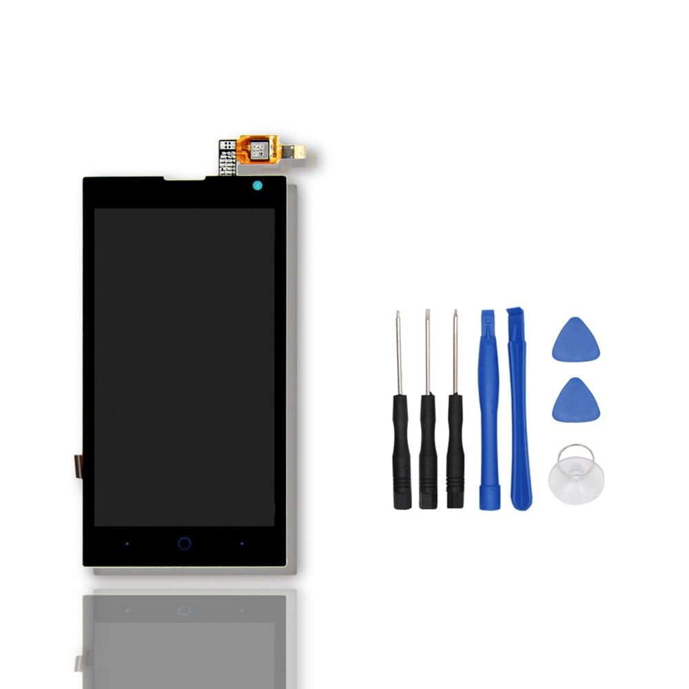 Original para zte kis 3 max lcd y montaje de la pantalla táctil piezas de repara