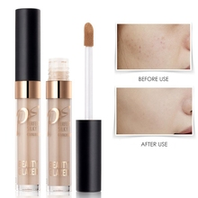 BEAUTY GLAZED Perfect Full Cover Liquid Concealer Cream 2Color Waterproof Face Foundation Contouring Makeup Maquiagem