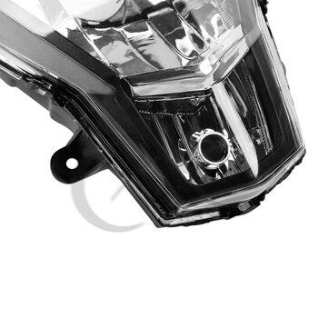 Motosiklet Açık Far Lamba Donanımı Kafa Işık KTM 200 DUKE 2012-2013 Için