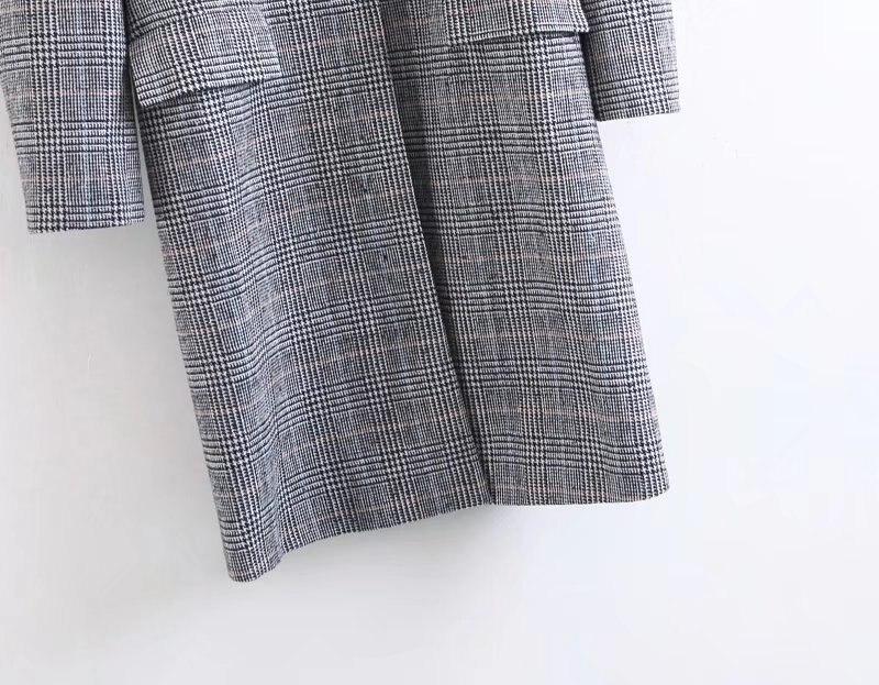 Casual Nouvelle Femmes Laine Avec Automne Arrivée Mode Tempérament Femme Poche Coat Poule Manteau Hiver Bouton Longue Seul A4R3L5jq