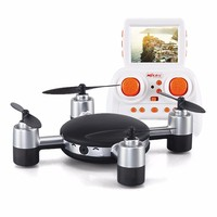 Original MJX X906T 5.8G FPV Drones With HD Camera Built In 2.31 Inches LCD Screen 3D Flips Wind Resistance RC Quadcopter VS Lily