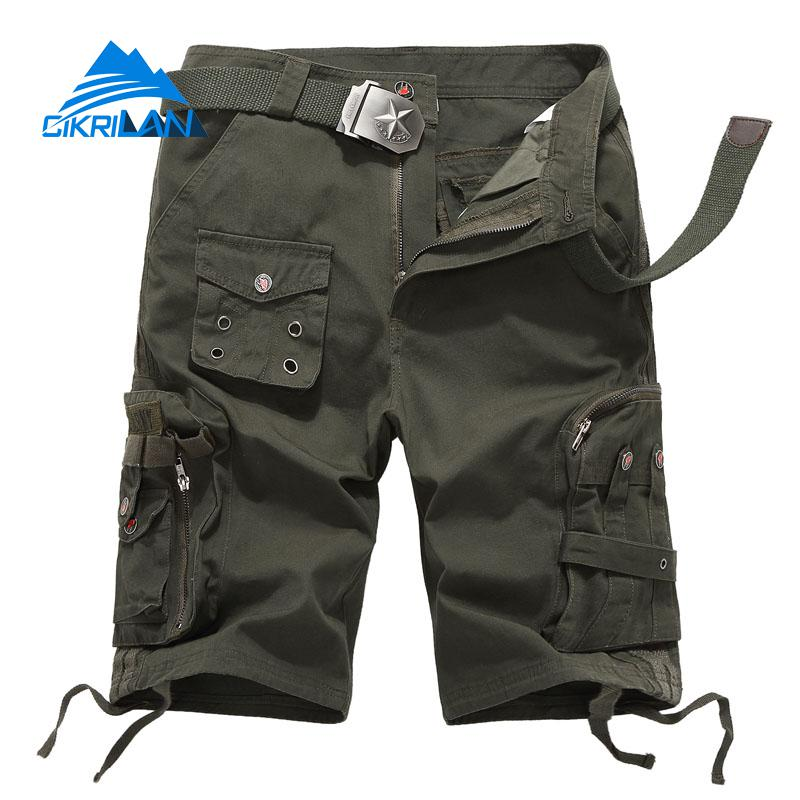 Camo Cotton Summer Outdoor Leisure Sport Combat Tactical Shorts Women Hiking Climbing Cargo Short Trousers Military Bermudes