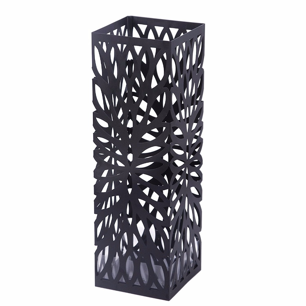 Metal Umbrella Stand Entryway Freestanding Umbrella Holder Rack OrganizerMetal Umbrella Stand Entryway Freestanding Umbrella Holder Rack Organizer